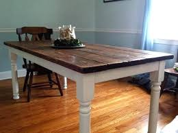 diy dining room table how to build a vintage dining room table diy chalk paint dining room table