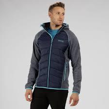 andreson iii hybrid stretch lightweight insulated jacket navy