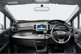 new car launches of honda in indiaHonda To Launch Innova Rivalling Freed MPV In India By 2016
