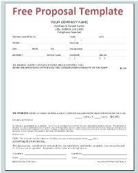 free estimate forms templates template construction bid form proposal free estimate job sheet