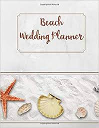 Beach Wedding Seating Chart Beach Wedding Planner Complete Worksheets Checklists