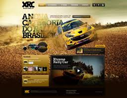 Rally Templates Rally Design Website 18 Best Yellow Web Design Images On Pinterest
