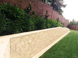retaining wall blocks design