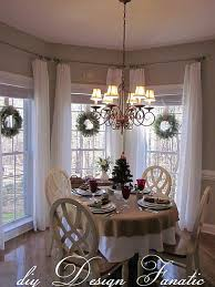 Bay windows for the dining area would be nice if it was off of the kitchen.