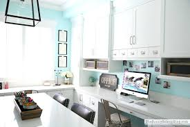 office craft room. Exellent Office Decorated Office Craft Room The Sunny Side Up Blog Furniture   Home  Inside Office Craft Room F