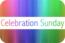 Image result for celebration sunday