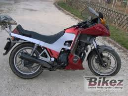 1984 yamaha xj 650 turbo specifications