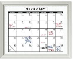 decoration amusing framed dry erase wall calendar design decoration of stunning for board with cork