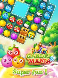 garden mania 2 on the app