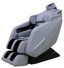 massage chair au. smart glide pearl grey massage chair au l