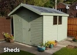 wooden garden sheds for bespoke