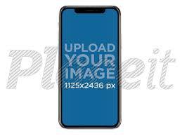 transparent background. Delighful Transparent IPhone X Mockup Against Transparent Background A17152Foreground Image On