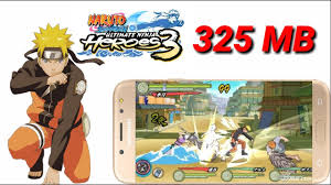 naruto ultimate ninja heroes 3 for android psp high pressed