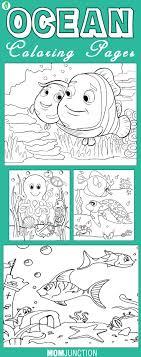 35 Best Free Printable Ocean Coloring Pages Online | Ocean ...