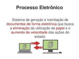 Resultado de imagem para processo eletrônico