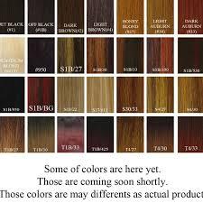 African American Hair Dye Color Chart Hair Color For Natural African American Hair African