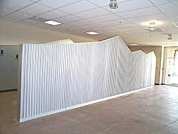 how to hang sheet metal on wall corrugated panels