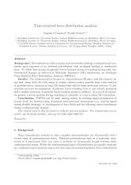 Elsevier Default Template For Elsevier Articles Template