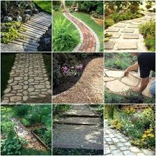 garden pathway. Pathway Ideas For Backyard Creating A Garden Path To An Outdoor Oasis Can Be Done In Many Creative Ways Walkways