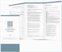 Free Church Bulletin Templates Microsoft Publisher Admirable Church