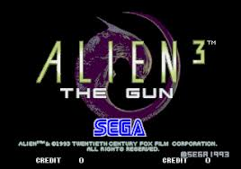 Alien3: The Gun (Mame)