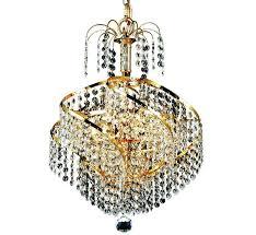 3 light small crystal chandelier facebook share