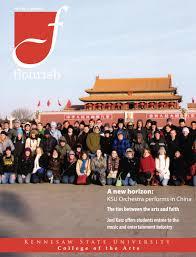 Flourish Magazine Spring 2011 By Kennesaw State University