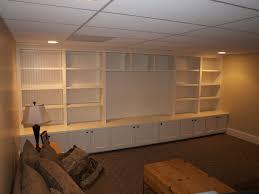 Best  Basement Entertainment Center Ideas On Pinterest - Finish basement walls without drywall