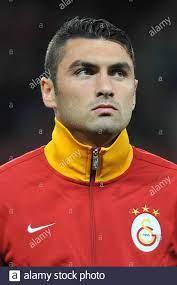 Burak Yilmaz, Galatasaray Stock Photo - Alamy