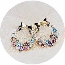<b>Fashion Creative Closed Chain</b> Ring Women Gold Color Simple ...