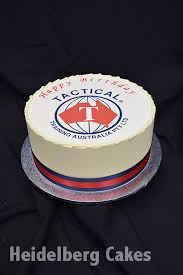 Corporate Cakes 15 Tactical Heidelberg Cakes