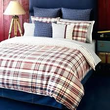 cuddl duds flannel quilt sheet set new queen heavy weight blue red plaid cuddle