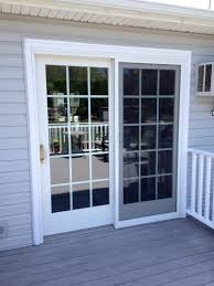 Dual Sliding Patio Doors - Exterior patio sliding doors