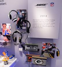bose nfl headset. bose 50th anniversary event nfl headset h