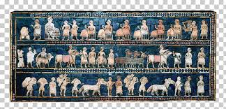 Mesopotamian Civilization Standard Of Ur Royal Cemetery At Ur Sumer British Museum
