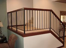 Interior Iron Railing: Style 4