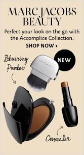 marc jacobs beauty perfect your look with the acplice collection now blurring powder concealer