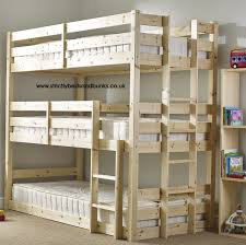 3 Bunk Beds Designs 7 Nice Triple Bunk Beds Ideas For Your Childrens Bedroom