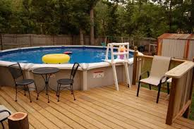 home swimming pools above ground. Above Ground Swimming Pool Accessories And Equipment - DIY Design \u0026 Decor Home Pools