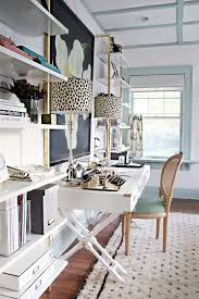 home office and guest room. new trend bold trim home office and guest room