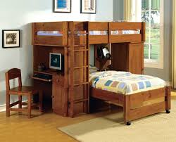 Loft Bed Child | Charleston Storage Loft Bed with Desk | Loft Beds with Desk  for