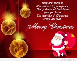 santa claus christmas best quote image
