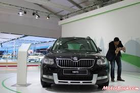 new car launches september 2014 indiaSkoda Yeti Facelift India Launch Date Price Expected to be Higher