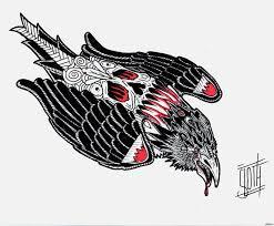 ворон смерть