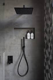 Standard Bathroom Design Ideas What Is The Standard Height For A Shower Niche