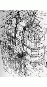 architectural drawings. 06-Diagonally-Evan-Wakelin-Architectural-Drawings-in-Isometric- Architectural Drawings