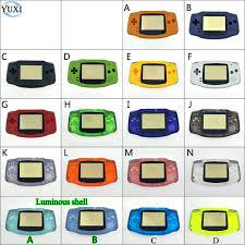 <b>YuXi Full</b> Set <b>Housing</b> Case <b>Replacement</b> Case Plastic <b>Shell</b> Cover ...