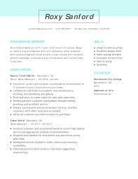 Successful Resume Example Free Resume Examples By Industry Job Title Livecareer