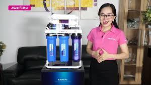 Máy Lọc Nước Coex 10 cấp Hydrogen: Thiết kế không vỏ, nhỏ gọn (WP-7110 KV)  - Điện máy MediaMart - YouTube