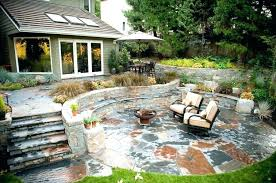 stone patio ideas stones for patio ideas flagstone benefits cost landscaping network rustic stone outdoor living stone patio ideas